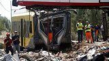 Nach Zugunglück in Italien: Ermittler untersuchen Kontrollsystem
