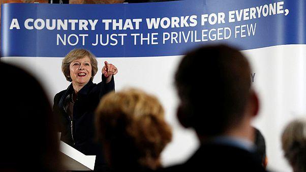 گفت و گو؛ «مهاجرت دغدغه بسیاری از مردم بریتانیا است»