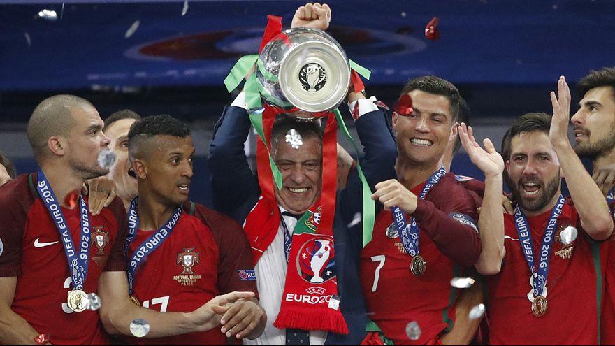 La gran y cara fiesta de la Eurocopa 2016