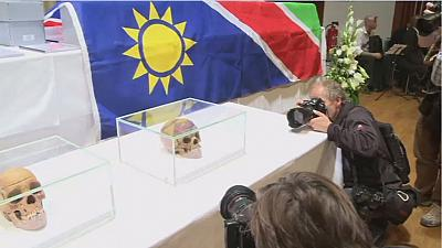 Germany to apologize for Namibian 'genocide'
