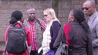 Estrangeiros que fogem do Sudão do Sul chegam a Nairobi