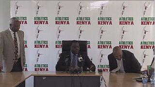 Grogne au sein de l'équipe kényane d'athlétisme