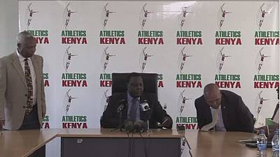 Kenyan athletes express their dissatisfaction with government's handling of their welfare and doping saga