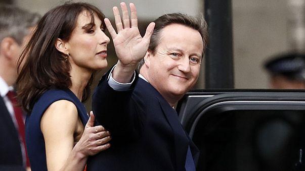 A saída de Cameron