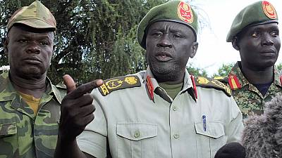 South Sudan veep quits Juba, not returning to bush or preparing for war
