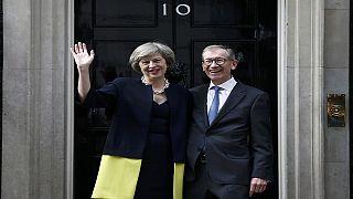 Royaume-Uni : la nouvelle Première ministre Theresa May investie