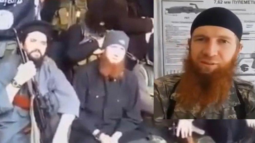 DAEŞ'in liderlerinden Çeçen Şişani öldürüldü