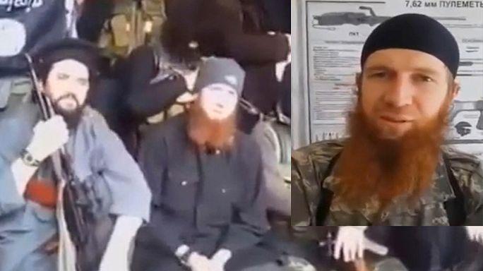 "Боевики ИГИЛ сообщили о гибели Абу Омара аш-Шишани, ""военного министра"""