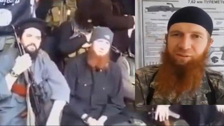 """Megölték az Iszlám Állam """"háborús"""" miniszterét"""