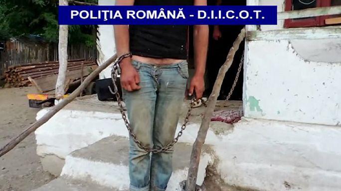 В Румынии освободили рабов