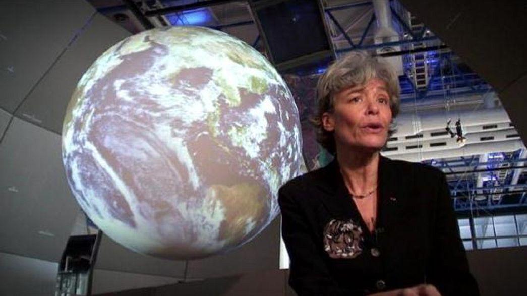 Claudie Haigneré et les femmes scientifiques