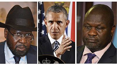 47 soldats américains déployés au Soudan du Sud, sur ordre d'Obama