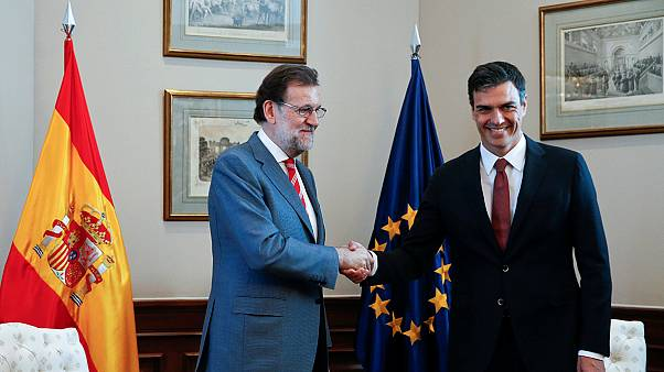 Ισπανία: Επιχείρηση σχηματισμού κυβέρνησης από τον Ραχόι