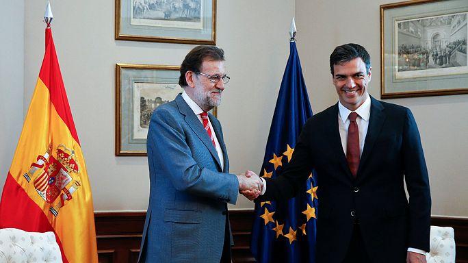 Испания. Мариано Рахой надеется получить доверие парламента и без партнеров