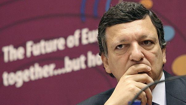 Barroso'ya tepkiler büyüyor