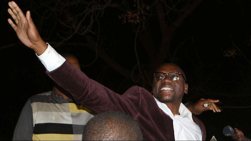 Simbabwe: Oppositionsführer Mawarire wieder frei