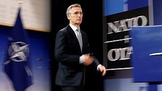 Ruhige Atmosphäre aber keine Bewegung im NATO-Russland-Rat