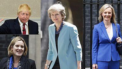 Le nouveau gouvernement britannique est en place