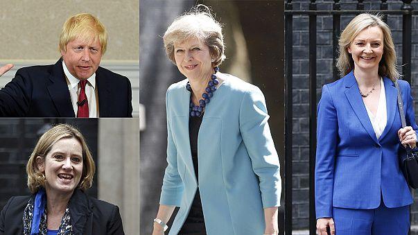 Brexit-Befürworter in der ersten Reihe: Neue britische Regierung nimmt die Arbeit auf