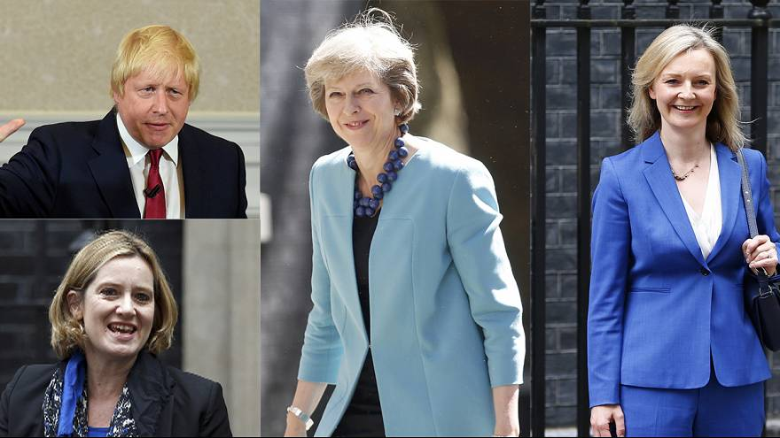 Out with the old: Theresa May's UK cabinet makes political push for centre ground