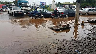 Six dead in Guinea's capital after heavy rains