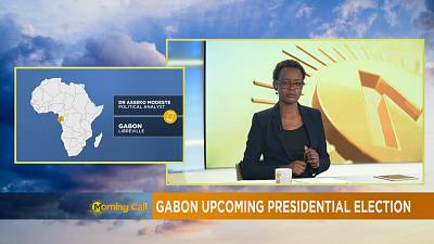 Gabon : upcoming Presidential election [ The Morning Call ]