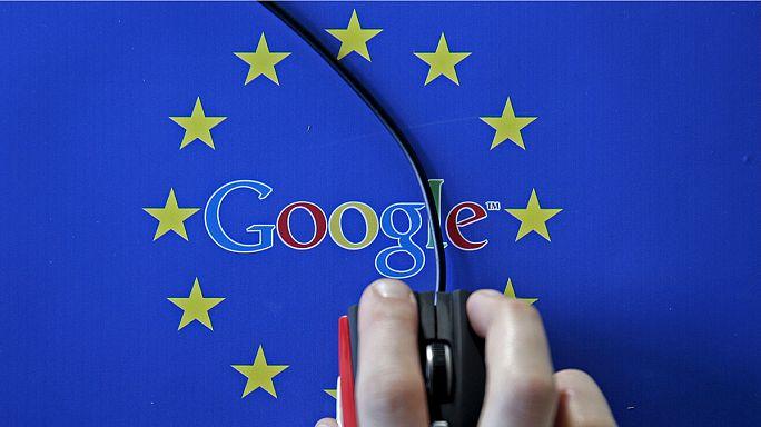 AB'den Google'a haksız rekabet suçlaması