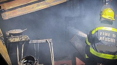 6 children, 2 others killed in fire at South African orphanage