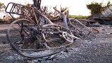 Incêndio obriga à evacuação de parques de campismo em França