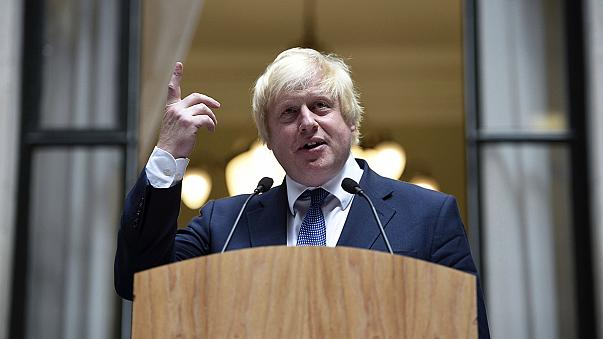 Reacción internacional al nombramiento de Boris Johnson