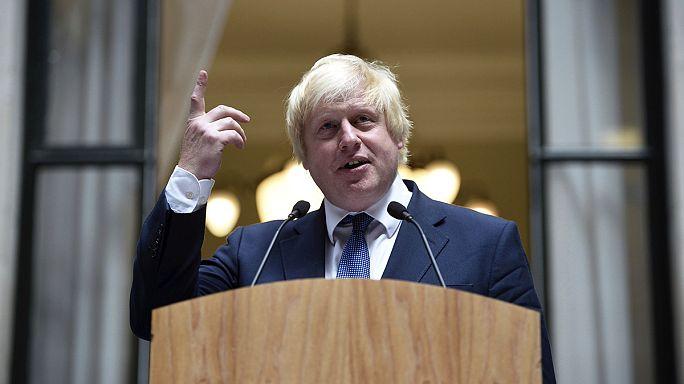 Avrupa diplomasisini Johnson ile hareketli günler bekliyor