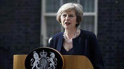 Le premier gouvernement de Theresa May est connu