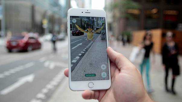 Pokémon GO пришел в Европу
