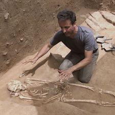 Un cimetière livre les secrets du peuple de Goliath