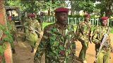 Kenya'da polis karakolunda rehine operasyonu