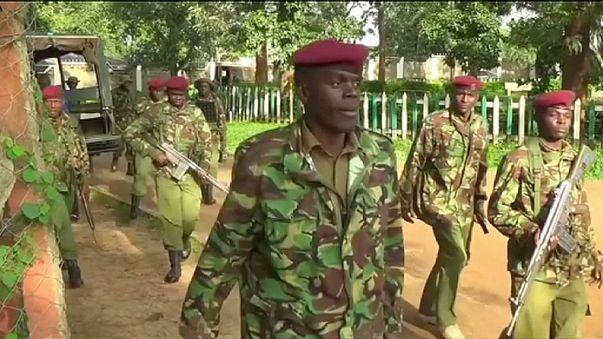 موقوف يقتل أربعة شرطيين في كينيا