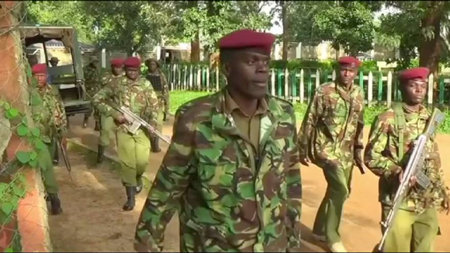 Кения: драма с заложниками в полицейском участке