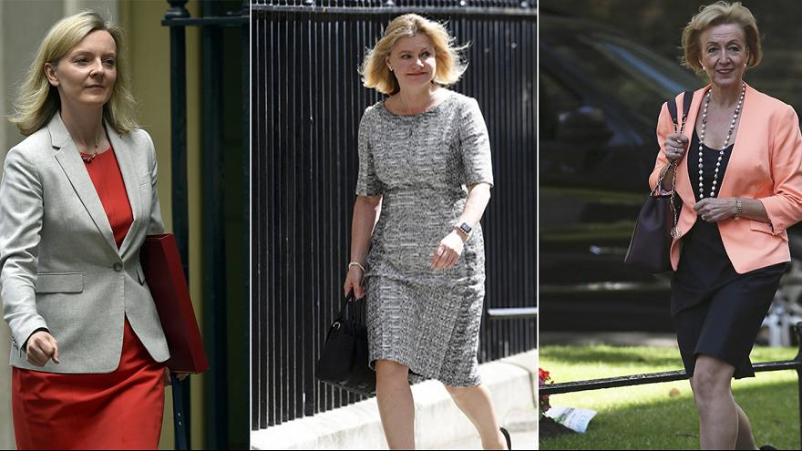 Theresa May und das Brexit-Kabinett: Unklar, wie es weitergeht