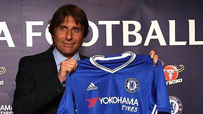 Chelsea: les débuts d'Antonio Conte