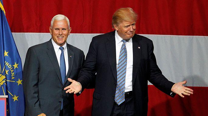 Trump pénteken megnevezi alelnökjelöltjét