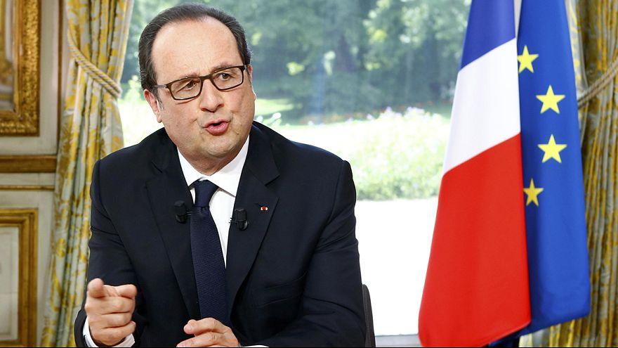 الرئيس الفرنسي يعلن رفع حالة الطوارئ في 26 من الشهر الجاري.