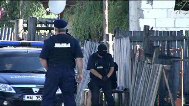 Romanya: İnsan taciri suçlamasıyla 38 kişi tutuklandı