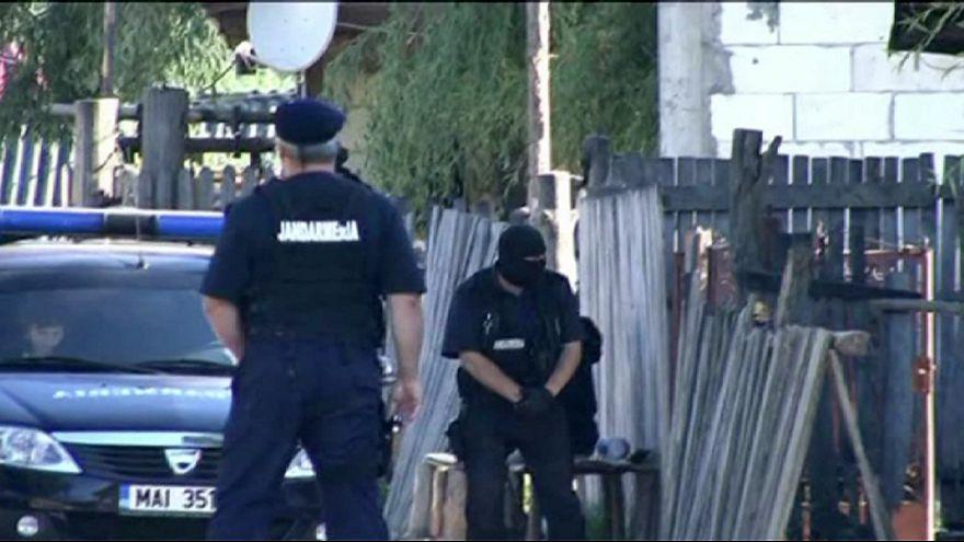 Roumanie : 20 personnes arrêtées pour trafic d'être humains