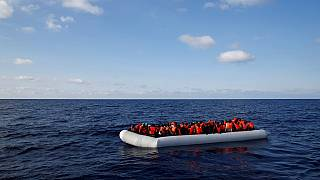 Four migrant bodies recovered from a boat arrive in Sicily