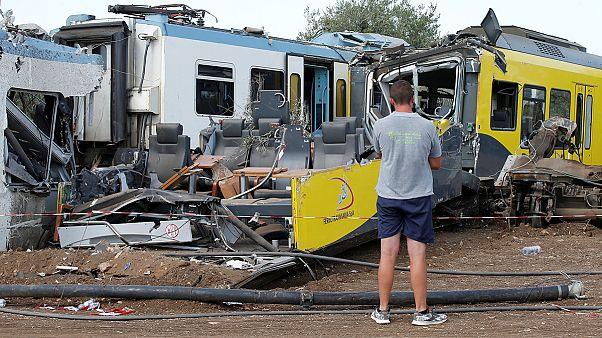 خطای انسانی، عامل احتمالی برخورد قطار در ایتالیا