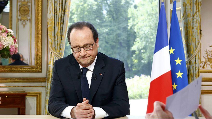 هولاند يعلن تعزيز التدخل الفرنسي في سوريا والعراق إثر اعتداء نيس