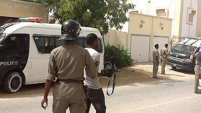 Mauritanian journalist sentenced to 3 years for throwing shoe at minister