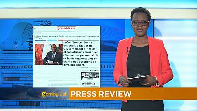 Revoir la revue de presse du 15-07-2016 [ The Morning Call ]