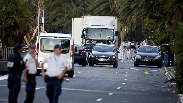 Nice in shock after deadly truck attack on promenade
