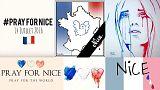 Attentat à Nice : l'émotion s'exprime sur les réseaux sociaux